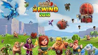 Clash Of Clans Rewind 2018 - Updates That Clashers Want | Guru Gaming