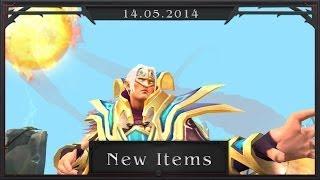 DotA 2 - Новые Предметы за 14 Мая (New Items 14th May)
