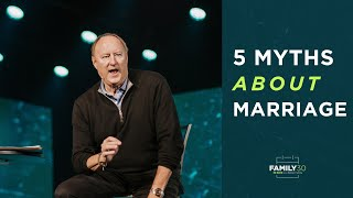 The 5 Myths About Marriage with Ray Johnston