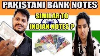 Indian Reaction On All Pakistani Bank Notes | Krishna Views