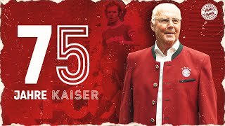 "75 Years of the ""Kaiser"" - The Franz Beckenbauer Documentary"