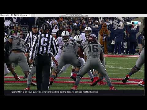 Miller Fumble Recovery