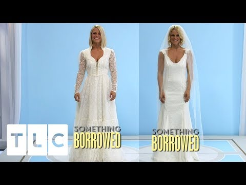A Female Bodybuilder Bride | Something Borrowed, Something New