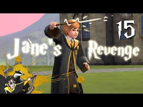 Jane's Revenge!  The Beta is OVER -- Harry Potter Hogwarts Mystery part 15
