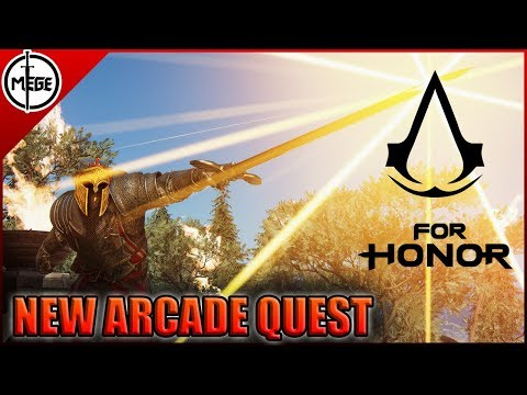 NEW ARCADE QUEST! - For Honor X Assassin's Creed thumbnail