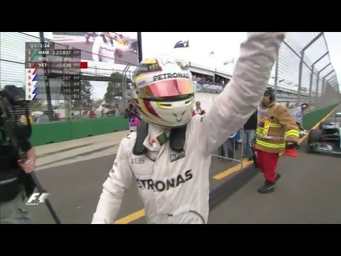 Formula 1 2016 - Australian Grand Prix Qualifying Highlights