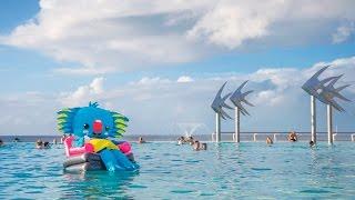 Gold Coast 2018 Commonwealth Games Mascot Borobi's Tropical North Queensland Bucket List