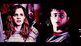 """Harry and Hermione   """"I"""