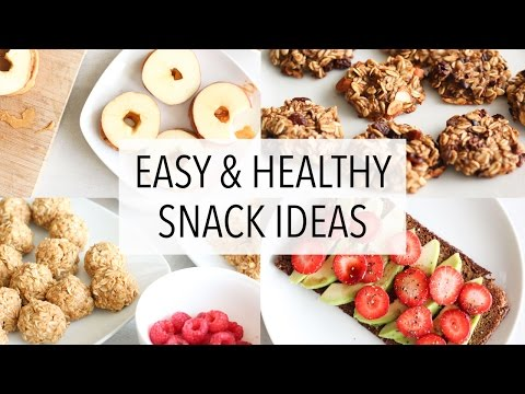 EASY HEALTHY SNACK