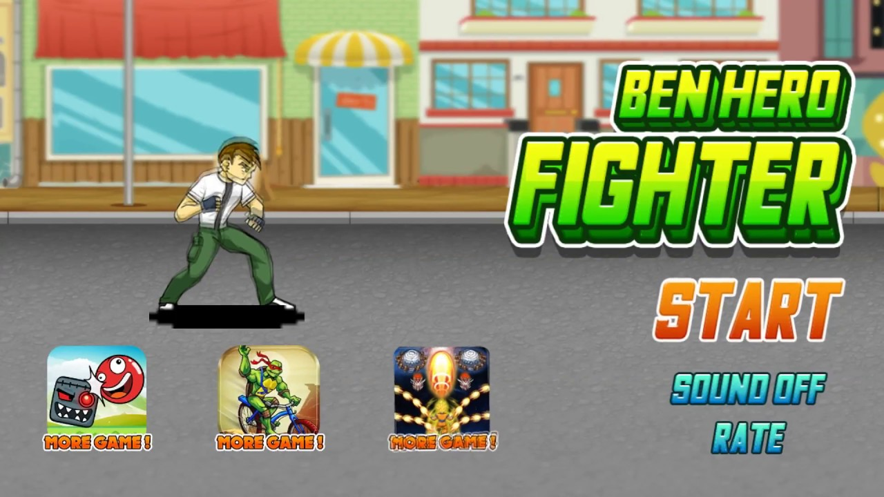 A Ira De Psychobos Download Pc ben hero fighter -little ben alien hero - fight alien flames - gameplay  android