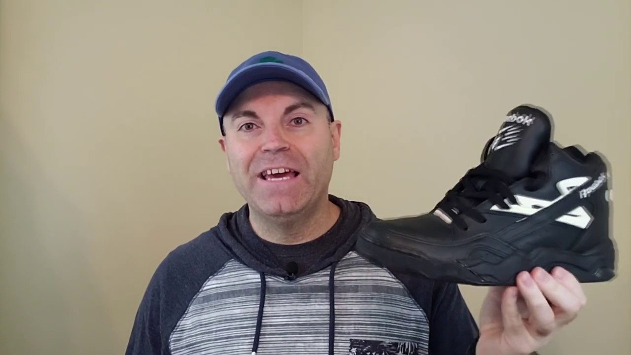 Reebok Vector Zone - 1992 OG! Incredible DS Pair - YouTube 4bac4166a