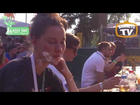 Barneys Farm @ Mary Jane Expo 2017 Berlin - Barneys TV