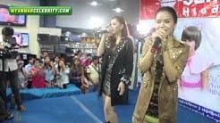 """Nann Myat & Nann Thuzar's """"FRIEND"""" Album Promotion"""