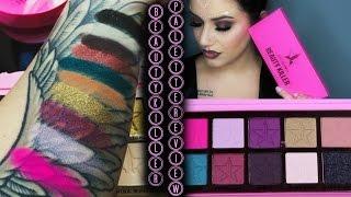 jeffree star beauty killer palette review