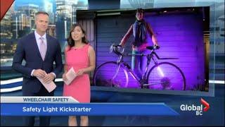 TetraGear Lights - Global BC Story - May 13, 2016