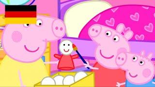 Peppa Wutz | Brüder und Schwestern | Peppa Pig Deutsch Neue Folgen | Cartoons für Kinder