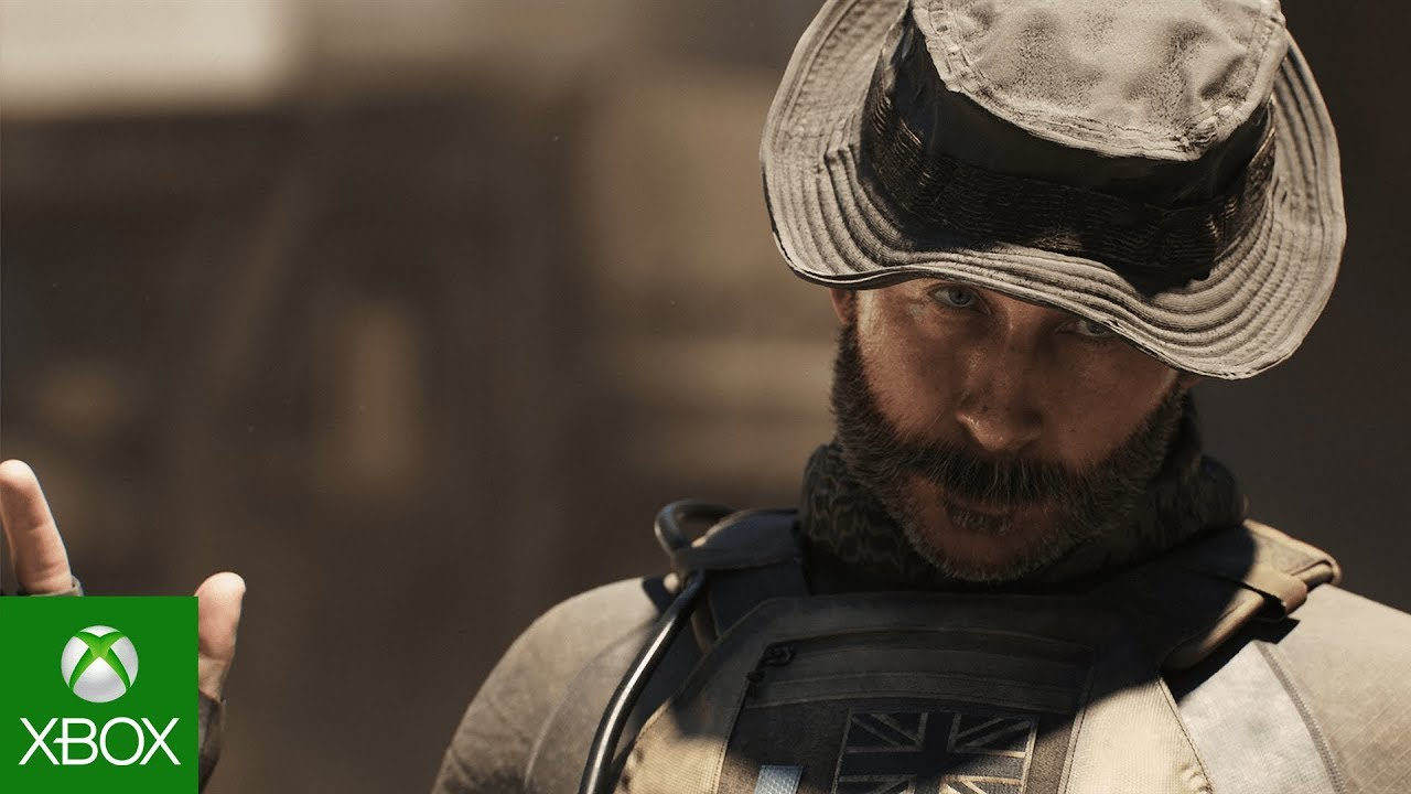 Official Call of Duty®: Modern Warfare® - Launch Gameplay Trailer