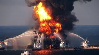 11 Most Devastating Oil Spills in History!