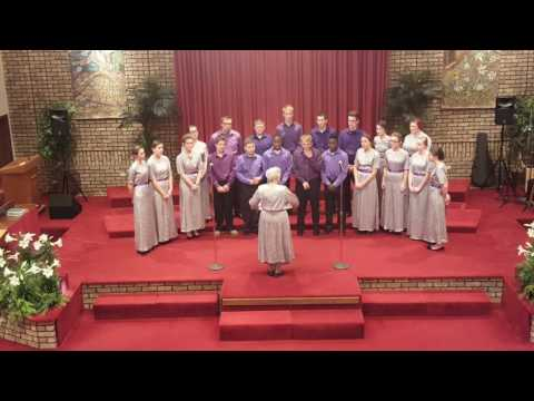 A Servant In Your Heavenly House - Hartville Christian School Chorale