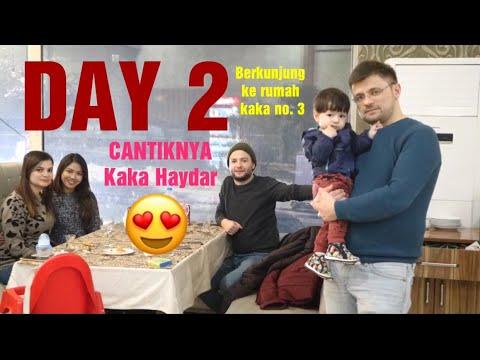 Hari ke dua pergi ke kota Erzurum | LDR Indonesia-Turkey Mp3