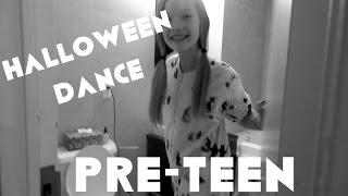 Pre Teen Halloween Dance - 2