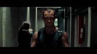 Repo Men: FIGHT SCENE, HQ 480p, great scene