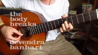 The Body Breaks - Devendra Banhart (cover) | TAB