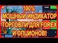 🔴 100% МОЩНЫЙ ИНДИКАТОР ТОРГОВЛИ ДЛЯ FOREX И ОПЦИОНОВ!
