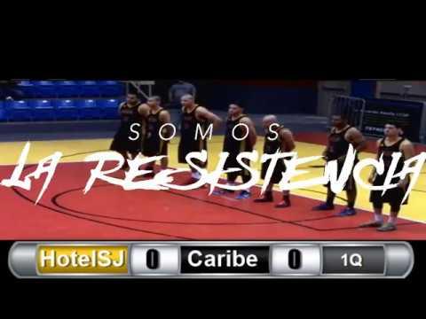 TBI All Star PR - Serie Final, segundo juego: Plaza Del Caribe (Oeste) vs. Hotel San Juan (Este)