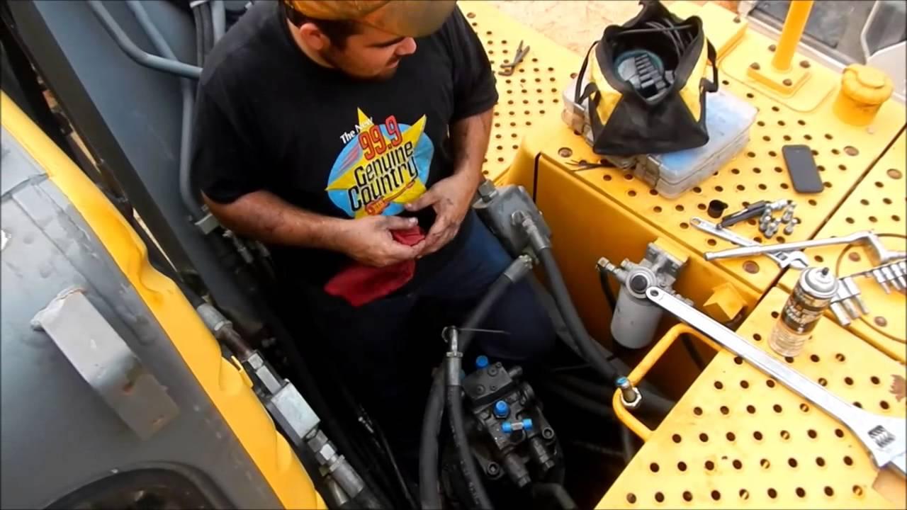 medium resolution of pulling the swing motor
