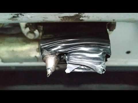 Гремит крышка багажника ВАЗ 2114 2108 2109 2113 Таврия ? ВОТ САМЫЙ ПРОСТОЙ СПОСОБ РЕШИТЬ ПРОБЛЕМУ