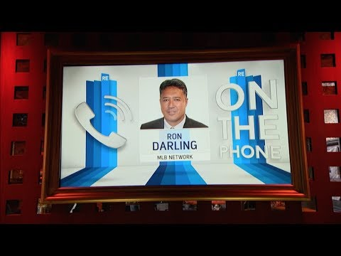MLB Network's Ron Darling Talks Dodgers, Astros, Cubs & More | Full Interview | 7/20/17