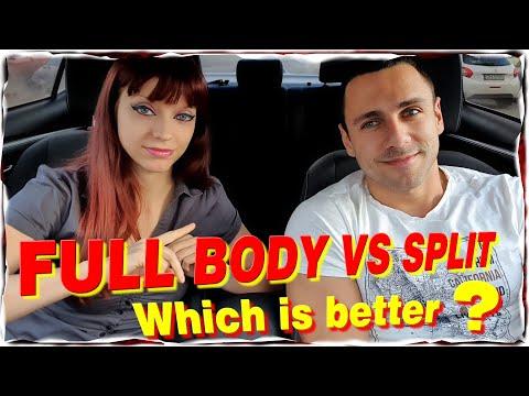 FULL BODY vs SPLIT TRAINING Pros and Cons?