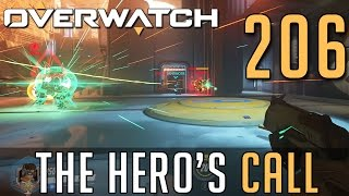 [206] The Hero's Call (Let's Play Overwatch PC w/ GaLm)