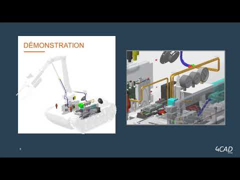 Automatisez les processus de conception des circuits électriques et hydrauliques avec Creo !