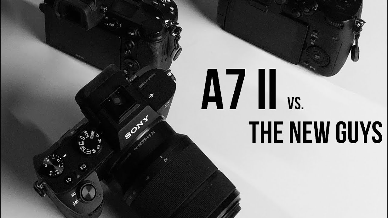 Sony a7 II vs  The New Guys: $998 Sale Questions Answered