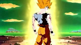 DBZK Uncut - Goku Turns SSJ1 1st Time [HD] Best Quality