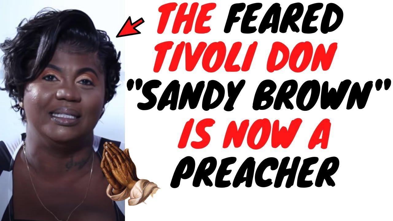 Dudus Sister Camille 'Sandy Brown' Coke Is Now A Born Again Preacher In Church