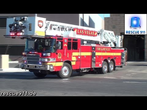 Tower 1 Las Vegas Fire-Rescue (collection)