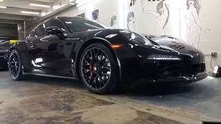 2015 Porsche 911 GTS by Advanced Detailing of South Florida