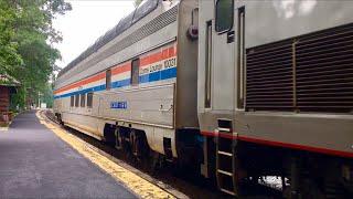 Amtrak Dome Car Extra (P934) Brings Amtrak