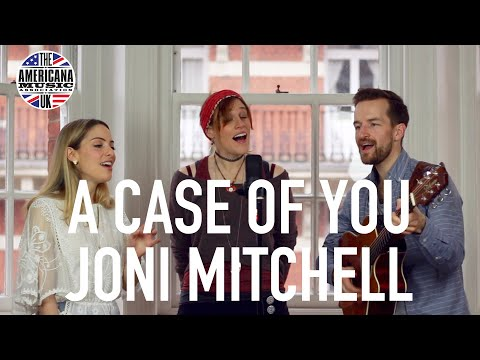 A Case Of You | O&O feat. Hollie Rogers (Joni Mitchell Cover)