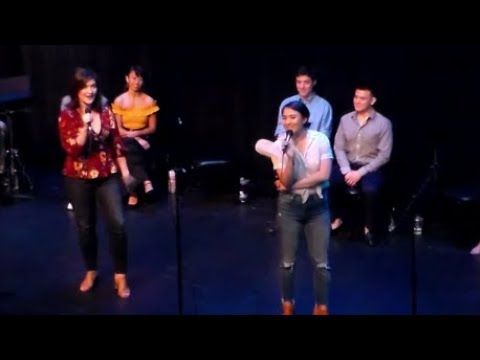 """Sarah Anne Sillers & Chani Wereley - """"Take Me or Leave Me"""" (Rent)"""