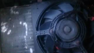 Замена радиатора охлаждения ВАЗ 2114