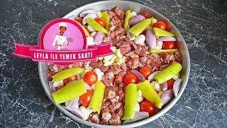 Eli Böğründe Kebabı - Yöresel Tarif - Ana Yemek - Kebap Tarifi