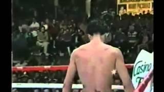Боксёр из Казахстана нокаутировал самого Мэнни Пакьяо