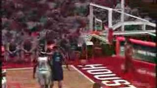 NBA 2K7 Xbox 360 Rockets Highlights