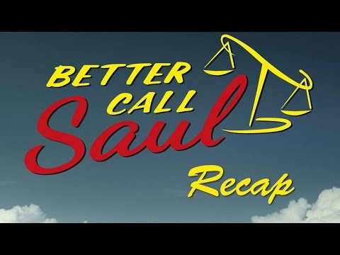 "Better Call Saul Recap - Season 2 Episode 3: ""Amarillo"""