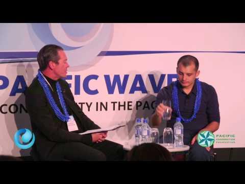 Andrew Patterson Interview with Derek Handley