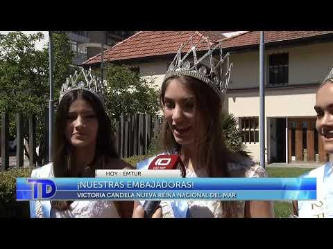 ¡Nuestras embajadoras!: Conocemos a la Reina del Mar y sus Princesas